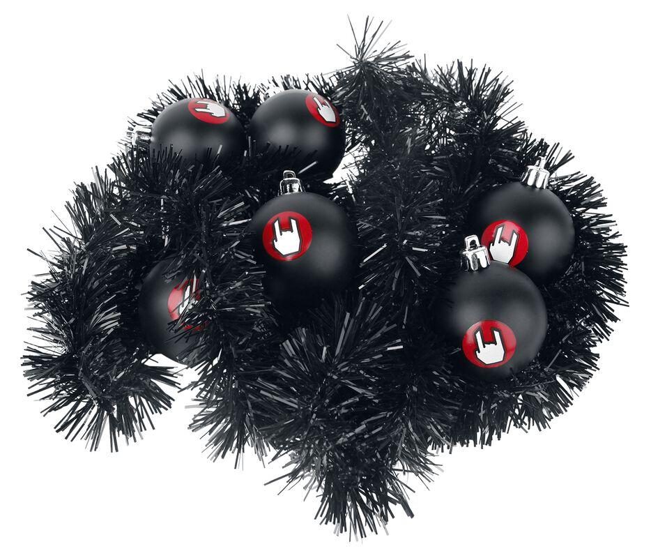 EMP Joulupallot & koristeköynnös