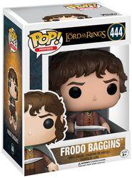 Frodo Baggins (Chase-mahdollisuus) Vinyl Figure 444 (figuuri)