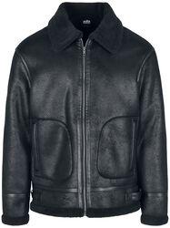 Shearling Jacket välikausitakki
