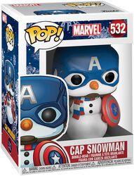 Cap Snowman (Holiday) - Vinyl Figure 532 (figuuri)