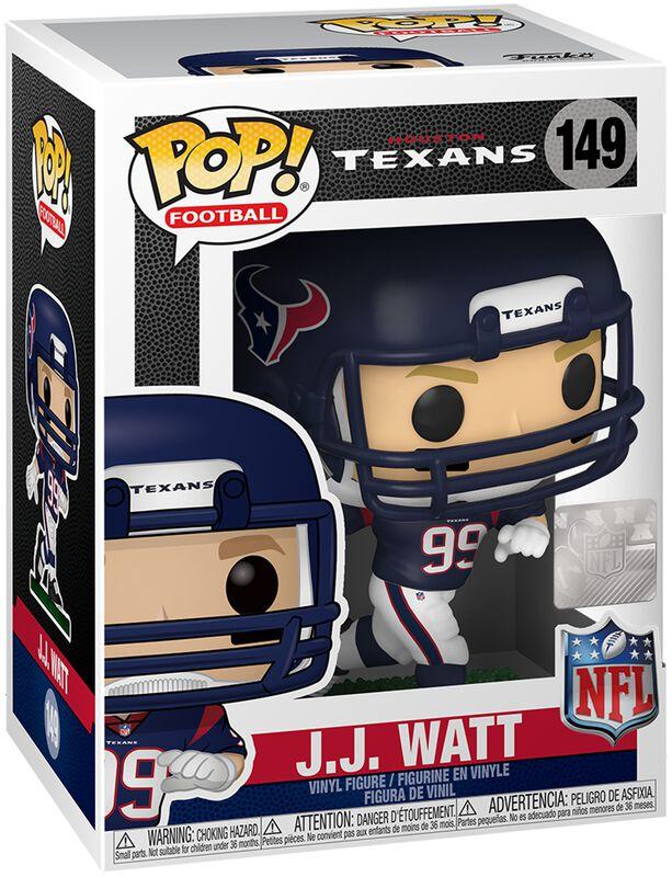 Houston Texans  - J.J. Watt Vinyl Figure 149 (figuuri)