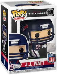 Houston Texans  - J.J. Watt Vinyl Figure 149 (figuuri)