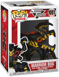 Starship Troopers Warrior Bug Vinyl Figure 1051 (figuuri)
