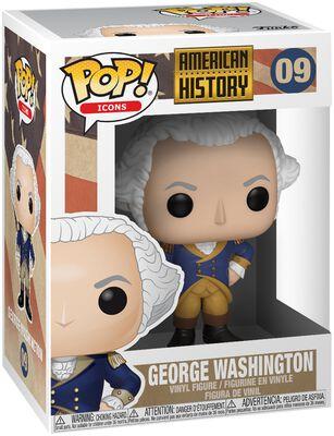 George Washington Vinyl Figure 09 (figuuri)