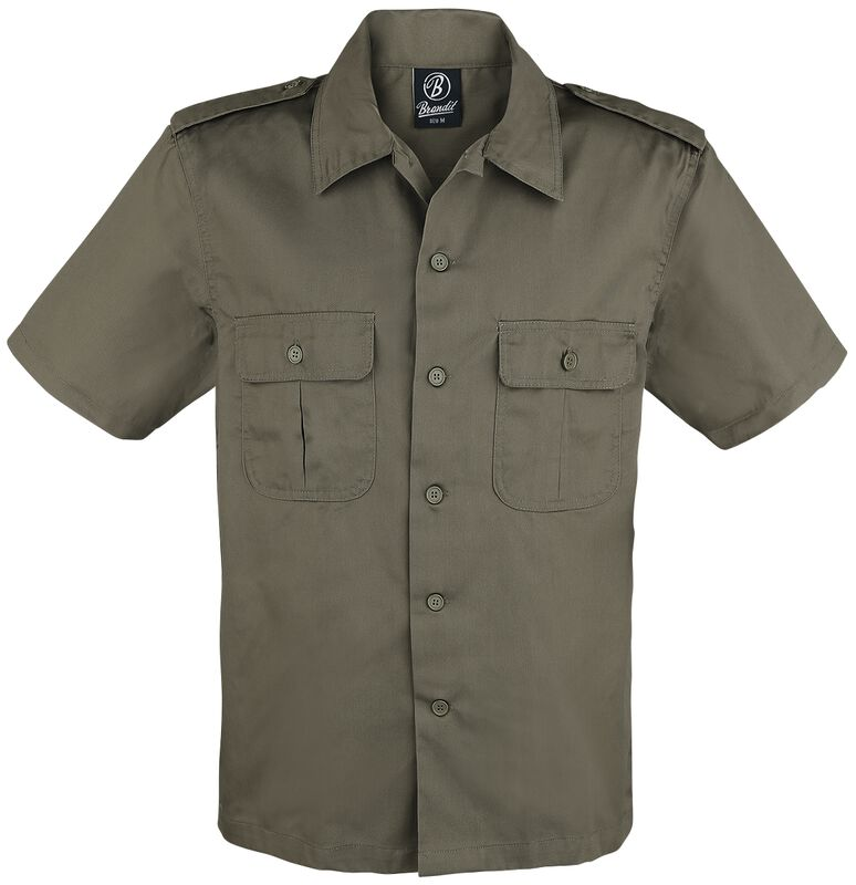 1/2 Sleeve US Shirt kauluspaita