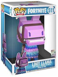 Loot Llama 10 Super Size Vinyl Figure 511 (figuuri)