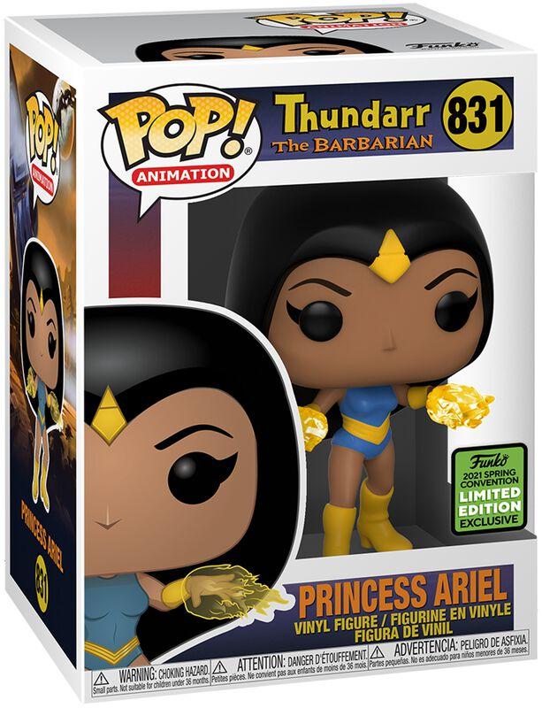 ECCC 2021 - Princess Ariel (Funko Shop Europe) Vinyl Figure 831 (figuuri)