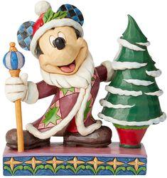 Mickey Mouse Father Christmas Figurine (figuuri)