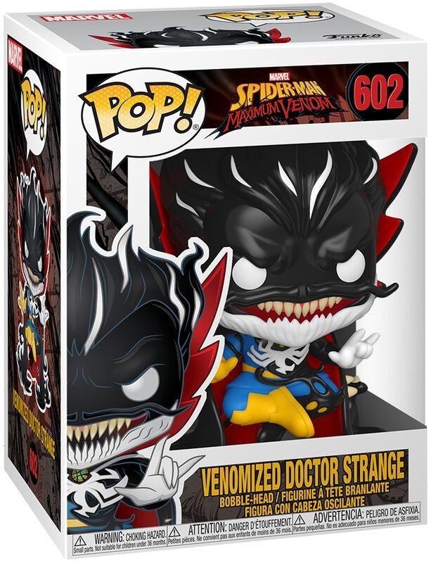 Maximum Venom - Venomized Doctor Strange Vinyl Figure 602 (figuuri)