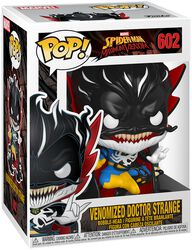 Maximum Venom - Venomized Doctor Strange Vinyl Figure 602 (figuuri)