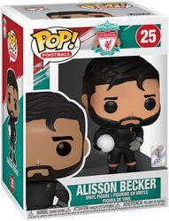 Football FC Liverpool - Alisson Becker - Vinyl Figure 25 (figuuri)