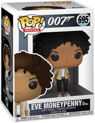 Eve Moneypenny (from Skyfall) Vinyl Figure 695