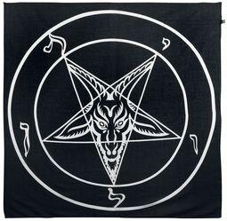 Pentagram Ocult huivi
