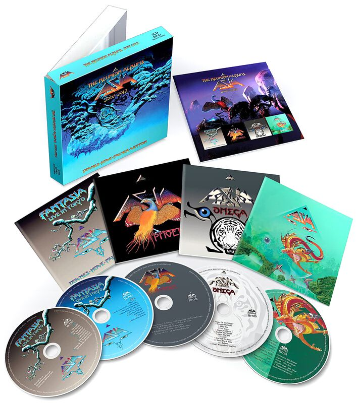 The Reunion Albums 2007 -2012