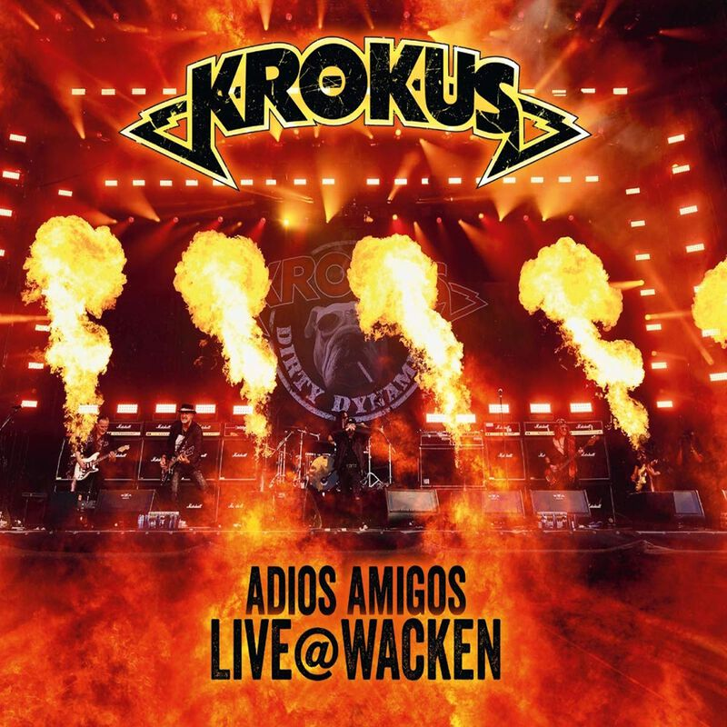 Adios Amigos - Live @ Wacken