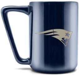 New England Patriots - laserkaiverretulla logolla