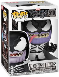 Venomized Thanos Vinyl Figure 510 (figuuri)