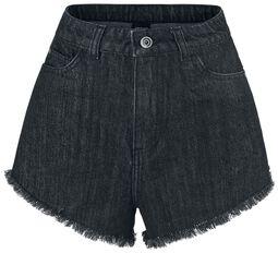 Ladies Denim Hotpants