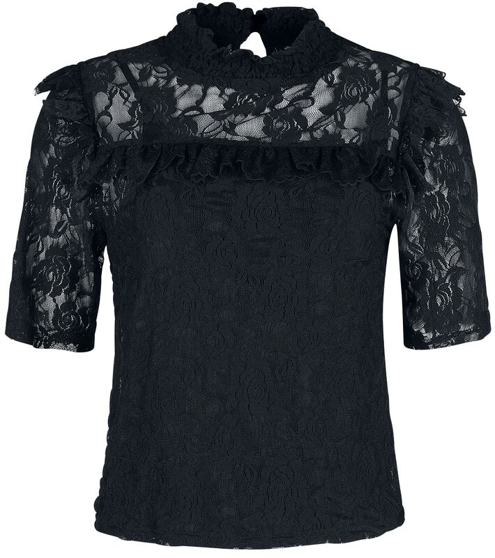 2 in 1 Pure Lace Tee