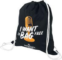 Treenikassi - I Want To Bag Free