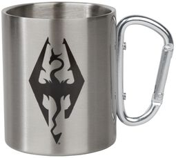 V - Skyrim - Dragon Symbol - muki karbiinihaalla
