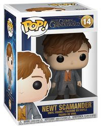 The Crimes of Grindelwald - Newt Scamander (Chase-mahdollisuus) Vinyl Figure 14 (figuuri)