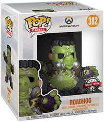 Roadhog (Oversized) Vinyl Figure 382 (figuuri)