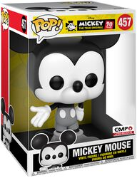 Mickey's 90th Anniversary - Mickey Mouse (Life Size) Vinyl Figure 457 (figuuri)