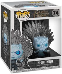 Night King Iron Throne (POP Deluxe) Vinyl Figure 74 (figuuri)