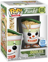 Fantastik Plastik Oodles (Funko Shop Europe) Vinyl Figure 68 (figuuri)