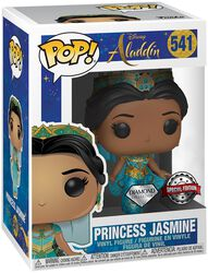 Princess Jasmine (Funko Shop Europe) Vinyl Figure 541 (figuuri)