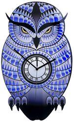 Akryylinen Seinäkello Owl