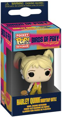 Harley Quinn (Boobytrap Battle) Pocket Pop!