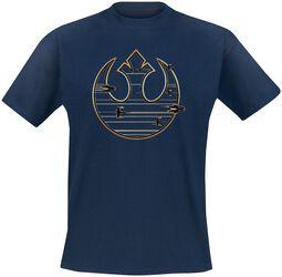 Gold Rebel Logo