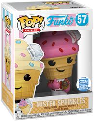 Fantastik Plastik - Mr. Sprinkles (Funko Shop Europe) Vinyl Figure 57 (figuuri)