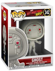 Ant-Man and The Wasp - Ghost Vinyl Figure 342 (figuuri)