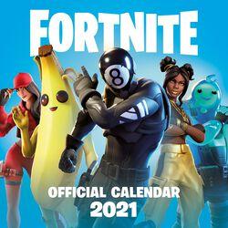 2021 seinäkalenteri