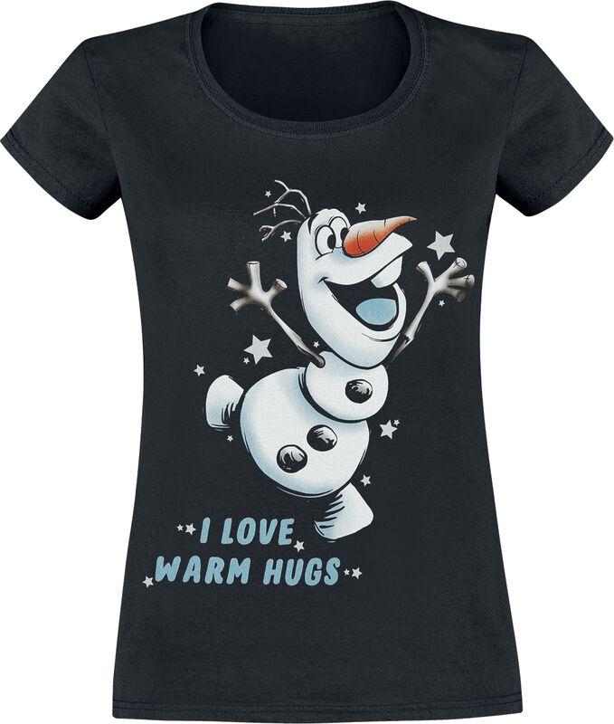 Olaf - I Love Warm Hugs