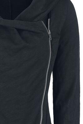 Asymmetric Slub Yarn Zipper