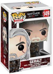 III Wild Hunt - Geralt - Vinyl Figure 149 (figuuri)