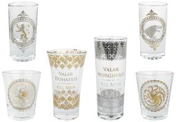 Coats of Arms - Shot Glass Set