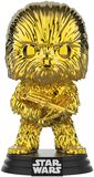 Star Wars Celebration 2019 - Chewbacca (Chrome) Vinyl Figure 63 (figuuri)