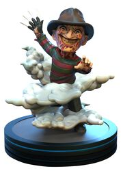Q-Figur (Diorama) Freddy Krueger (figuuri)