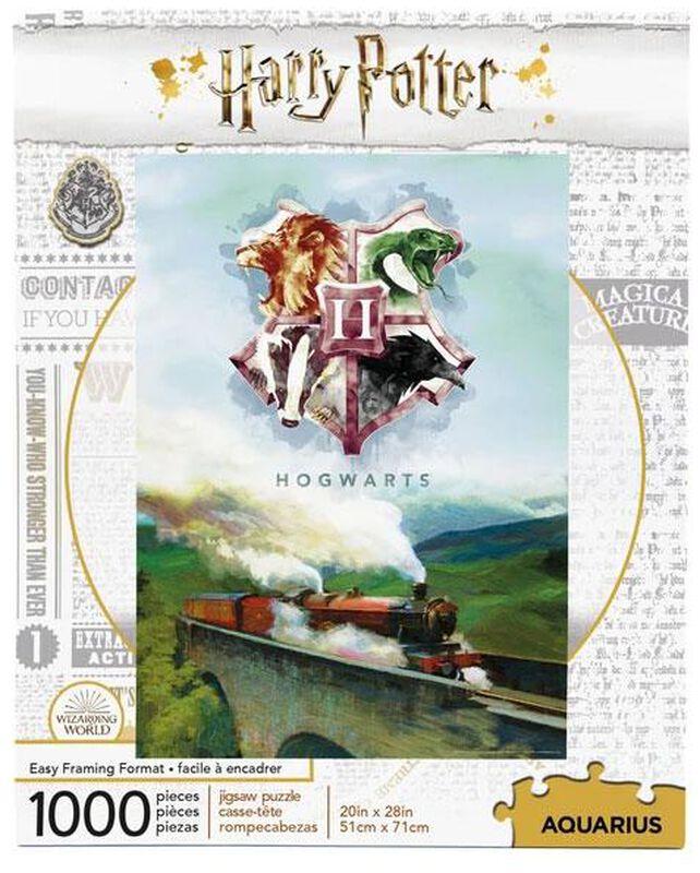 Hogwarts Express - palapeli