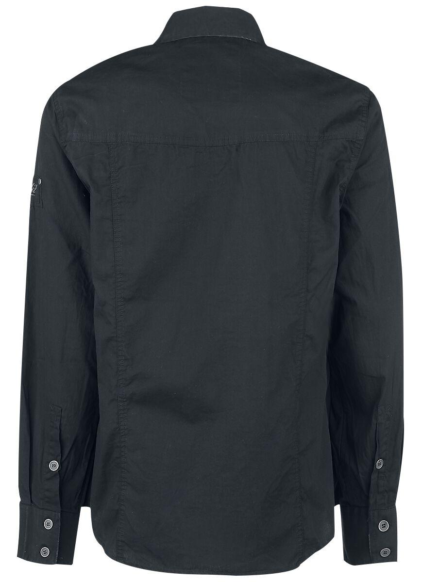 Slim Fit Shirt. Pitkähihainen kauluspaita e55f6eb59c