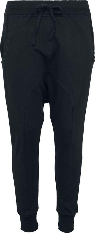 Ladies Light Fleece Sarouel Trousers housut