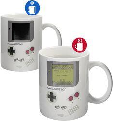 Game Boy - lämpöön reagoiva muki