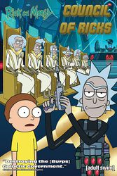 Council of Ricks