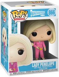 Thunderbirds Lady Penelope Vinyl Figure 866 (figuuri)