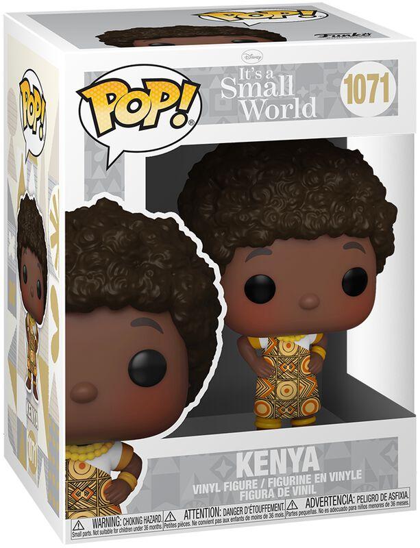 It's A Small World - Kenya Vinyl Figure 1071 (figuuri)